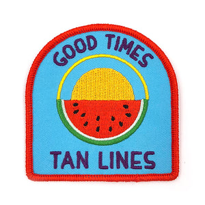 GOOD TIMES TAN LINES