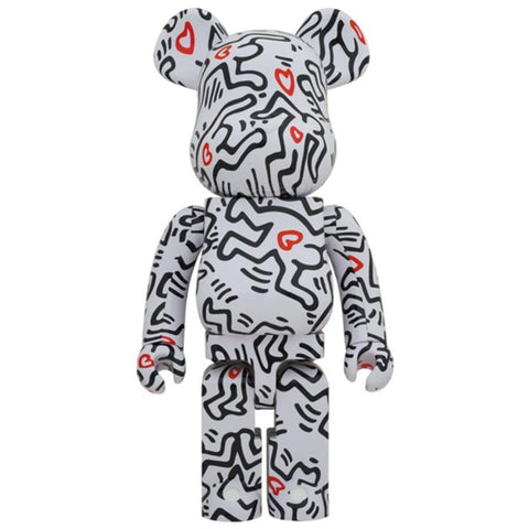 KEITH HARING x BE@RBRICK 1000% (PRE-ORDER)