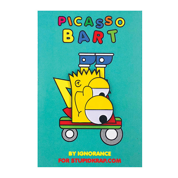 IGNORANCE - PICASSO BART