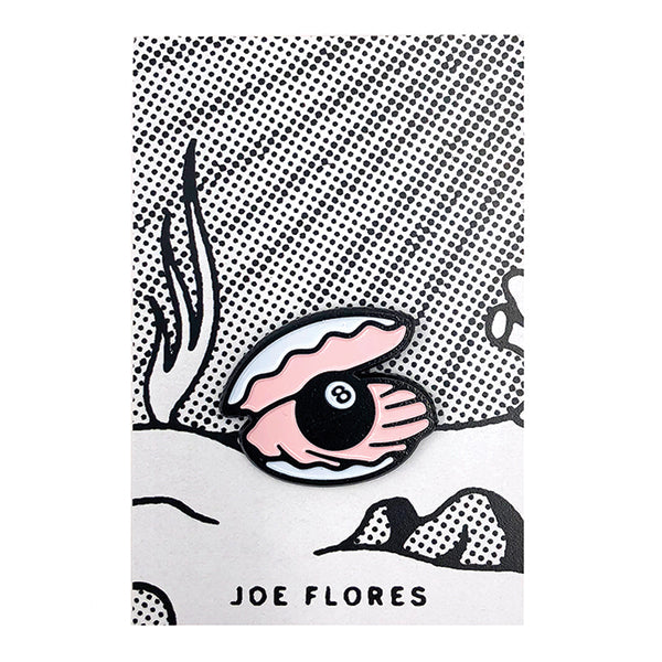 JOE FLORES - 8 BALL CLAM