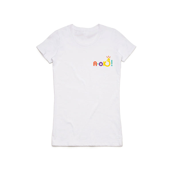 STUPID KRAP IS A.OK T-SHIRT (WHITE)