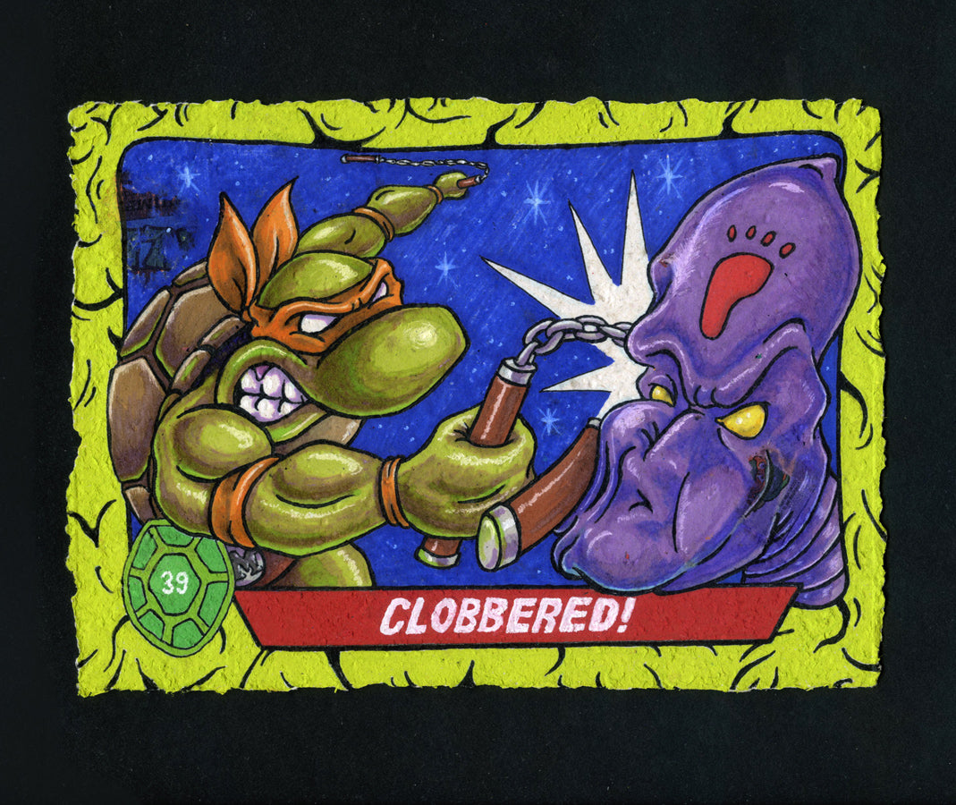 POP MUTANT - 39. Clobbered