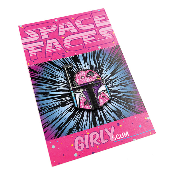 SPACE FACES - GIRLY SCUM
