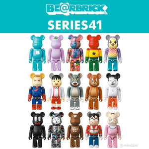 MEDICOM BE@RBRICK - SERIES 41