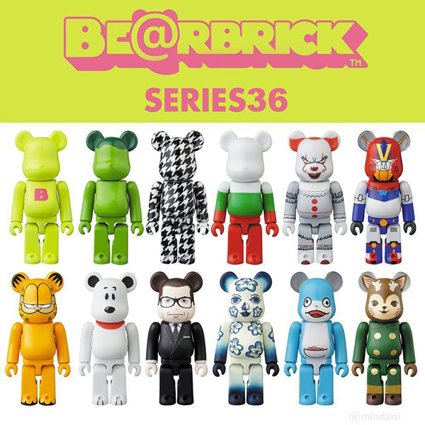 MEDICOM BE@RBRICK - SERIES 36