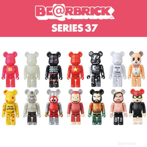 MEDICOM BE@RBRICK - SERIES 37