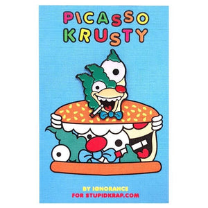 IGNORANCE - PICASSO KRUSTY