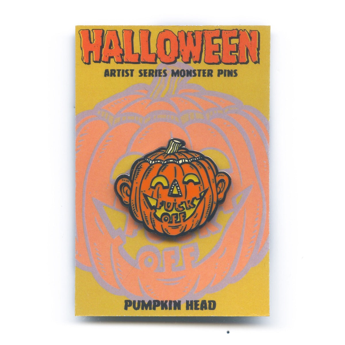 BURRITO BREATH - Pumpkin Head