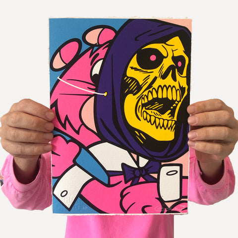 AARON CRAIG - Snagglepuss As Skeletor