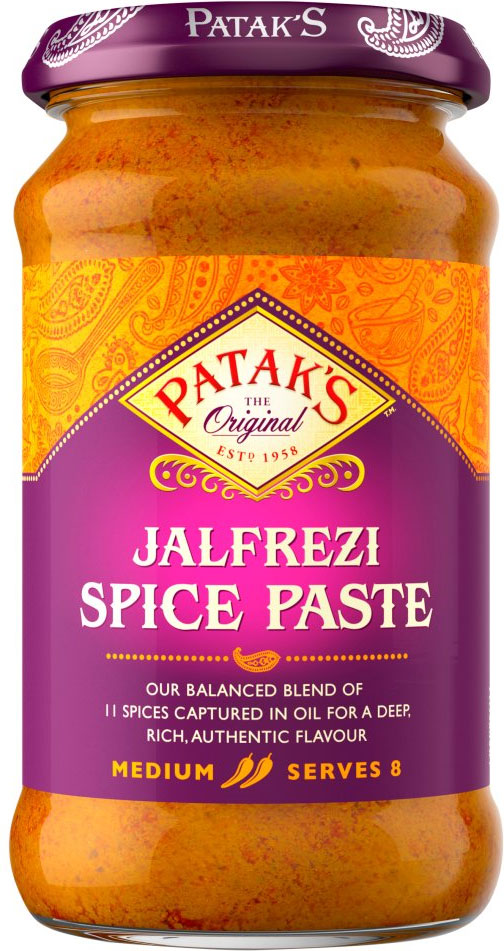 Pataks - Jalfrezi Paste | 283g | 4 PACK