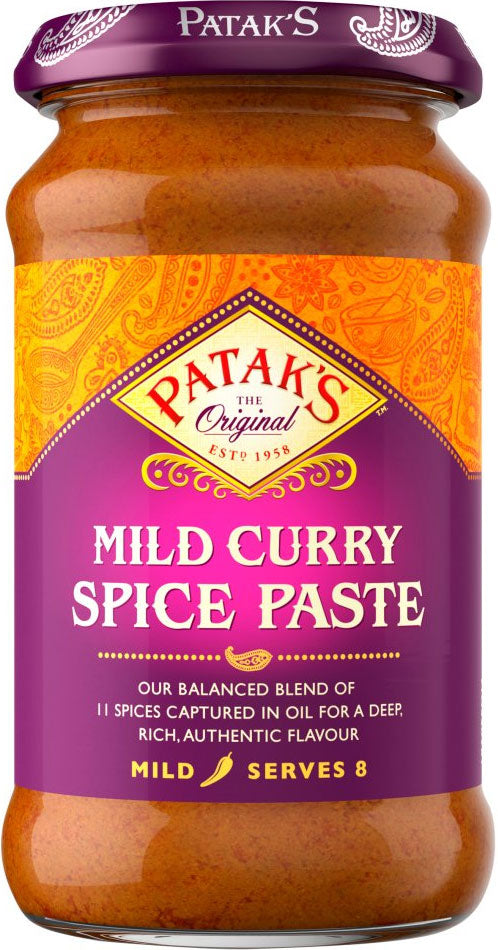 Pataks - Mild Curry Paste | 283g |  by Patak's