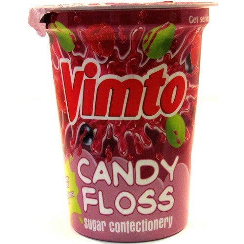Vimto Candy Floss