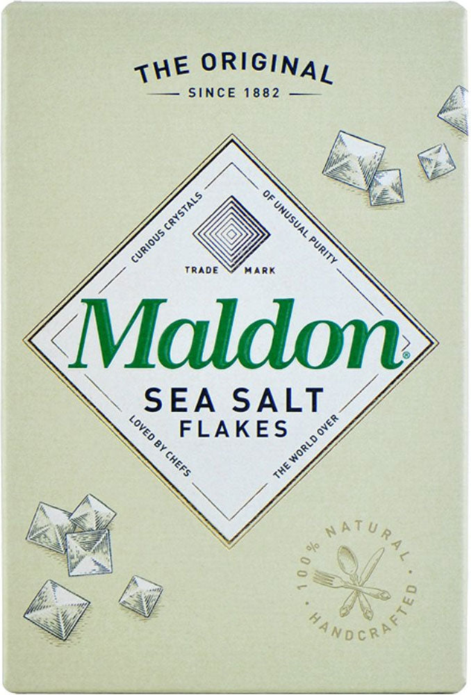 Maldon Salt - Sea Salt | 125g | 6 PACK