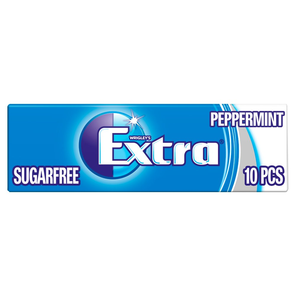 Wrigley's Extra Peppermint Sugarfree Gum (30 Packs)