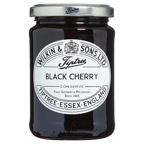 Wilkin & Sons Ltd Tiptree Black Cherry Conserve 340g
