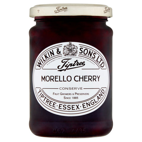 Wilkin & Sons Ltd Tiptree Morello Cherry Extra Jam 340g