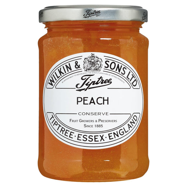 Wilkin & Sons Ltd Tiptree Peach Conserve 340g