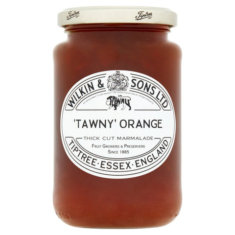 Tawny Orange Thick Cut Marmalade 454g