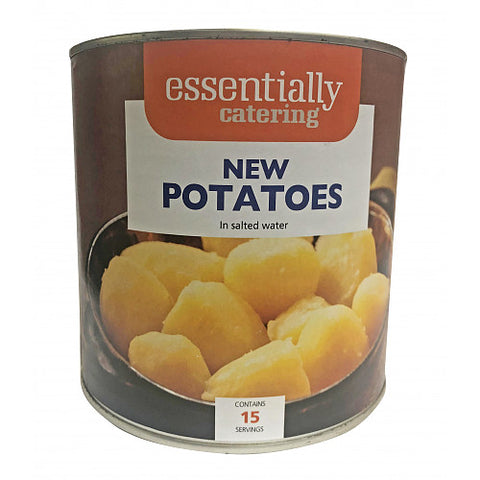 Essential Catering New Potatoes
