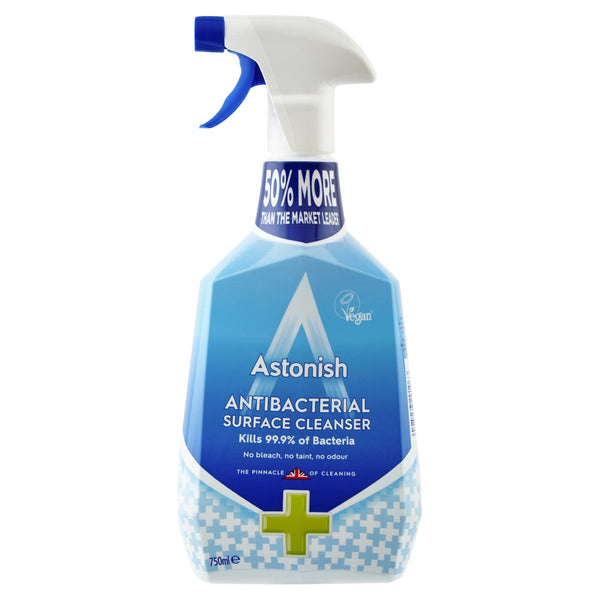 Astonish Antibacterial Surface Cleanser 750ml