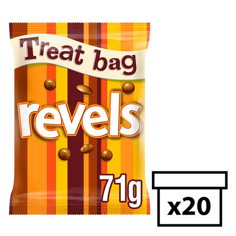 Revels Chocolate Treat Bag 71g