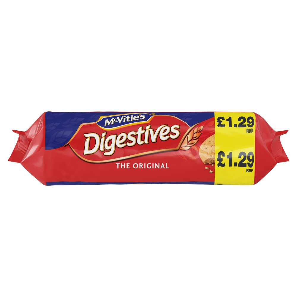 Mcvitie's Digestive's - 300g - Pack of 4 (300g x 4)