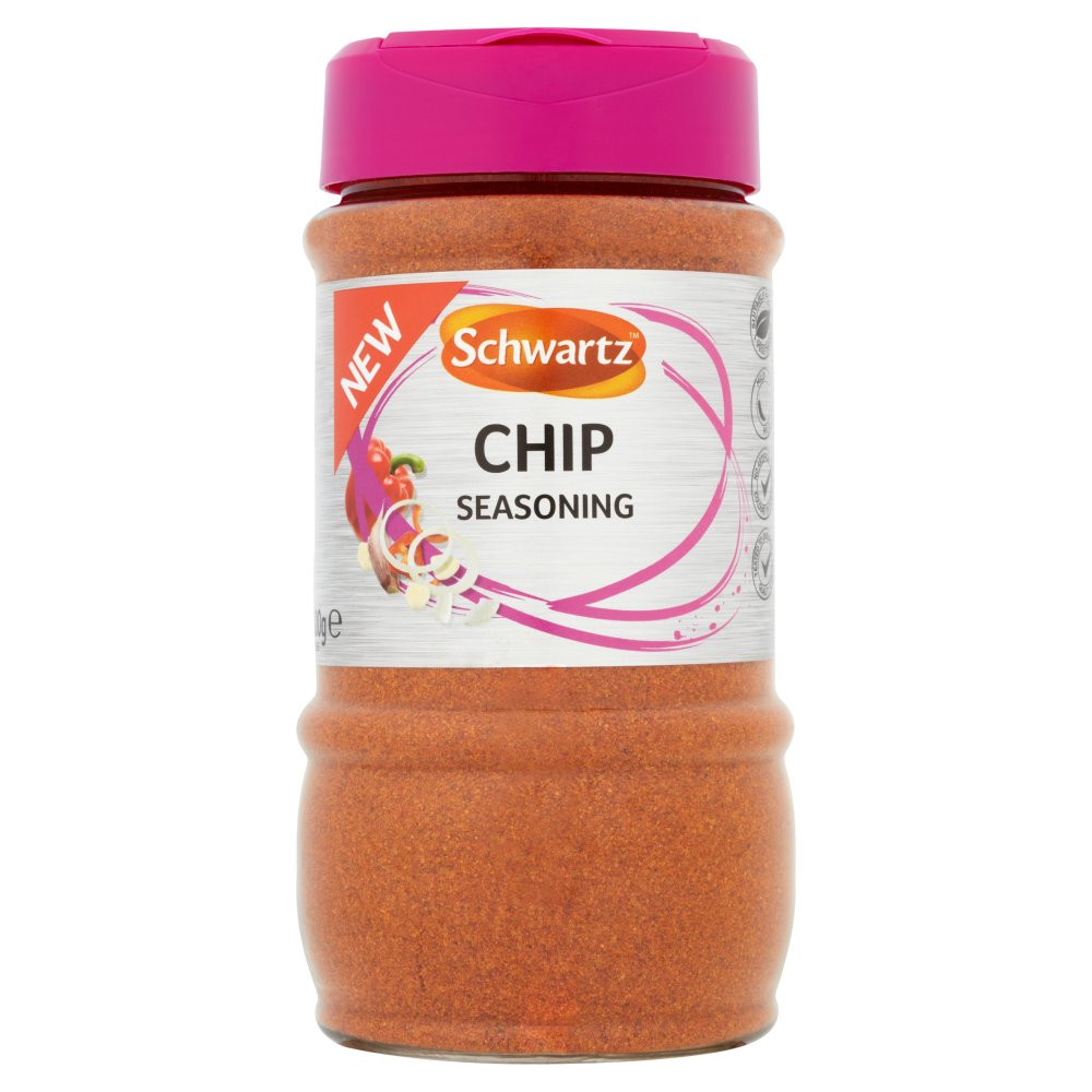 Schwartz Chip Seasoning 300g