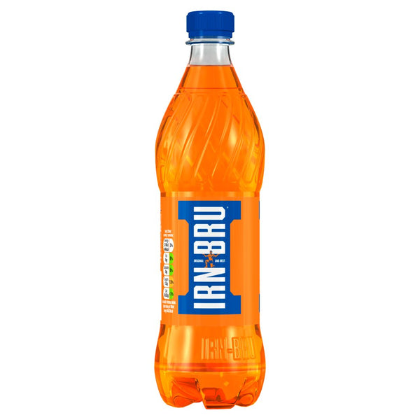 Irn Bru Scottish Soda - 500 ml Bottle