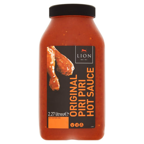Lion Original Piri Piri Hot Sauce 2.27 Litres