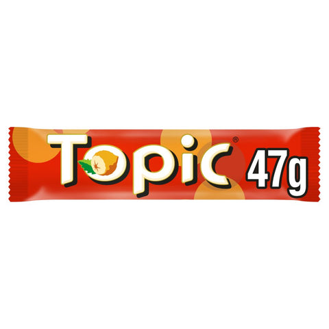Topic Chocolate Bars Multipack (4 x 47g)