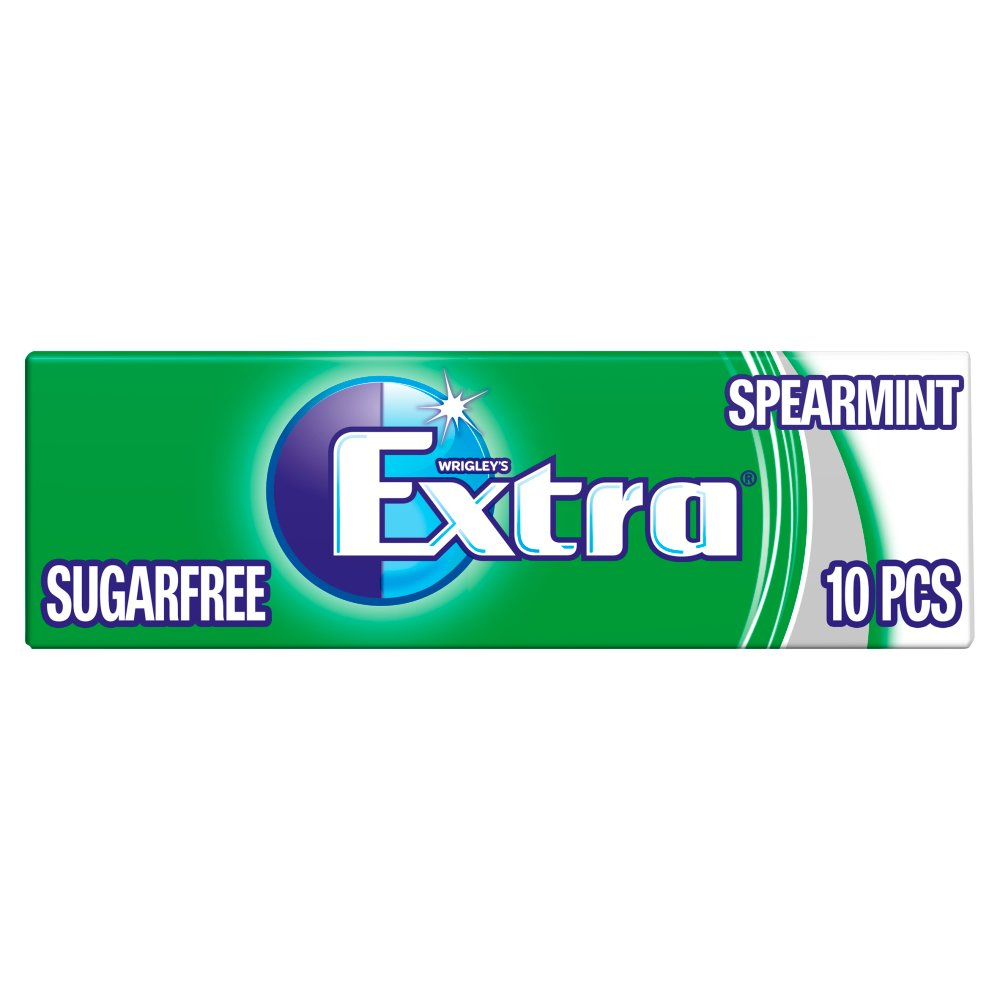 Wrigley's Extra Spearmint Sugarfree Gum 25 Piece