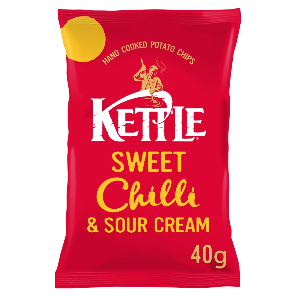 KETTLE® Chips Sweet Chilli & Sour Cream 40g