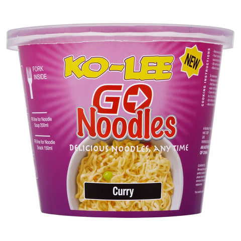 Ko-Lee Go Noodles Curry 65g