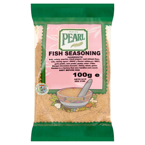 White Pearl Fish Seasoning 100g