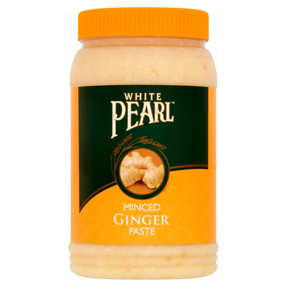 White Pearl Minced Ginger Paste 1kg