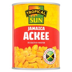 Tropical Sun Jamaica Ackee in Salted Water 540g