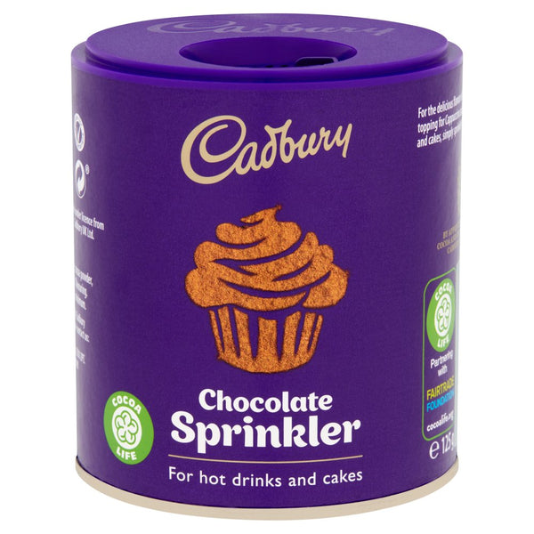 Cadbury Chocolate Sprinkler 125g