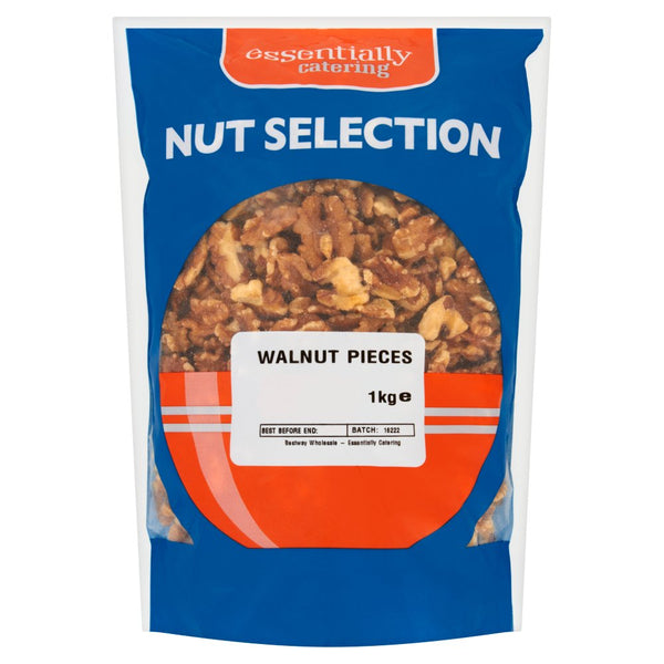 Essentially Catering Catering Nut Selection Walnut Pieces 1kg