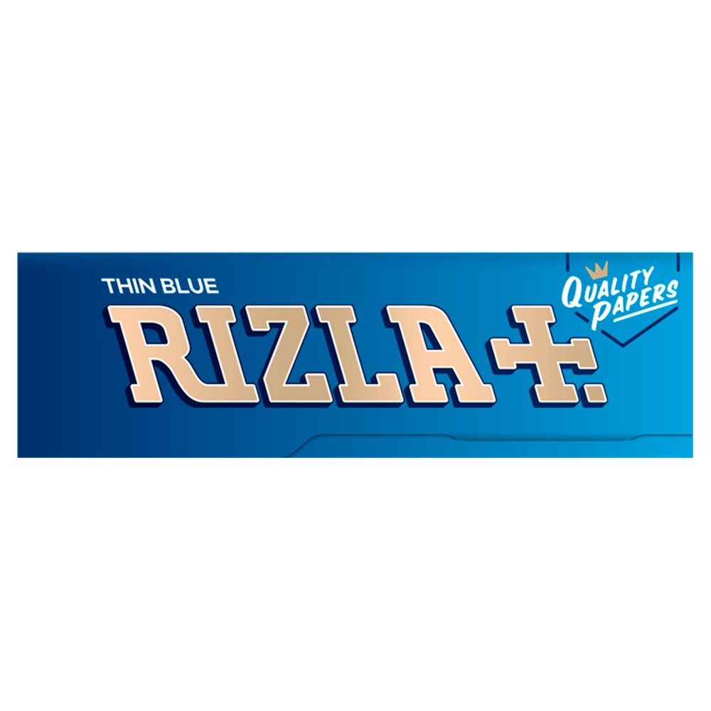 Rizla Blue Cigarette Rolling Papers - 5 Packets