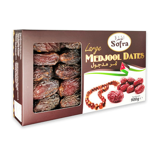 Sofra Medjool Dates 900g