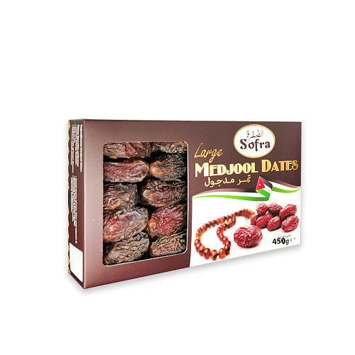 Sofra Medjool Dates 450g