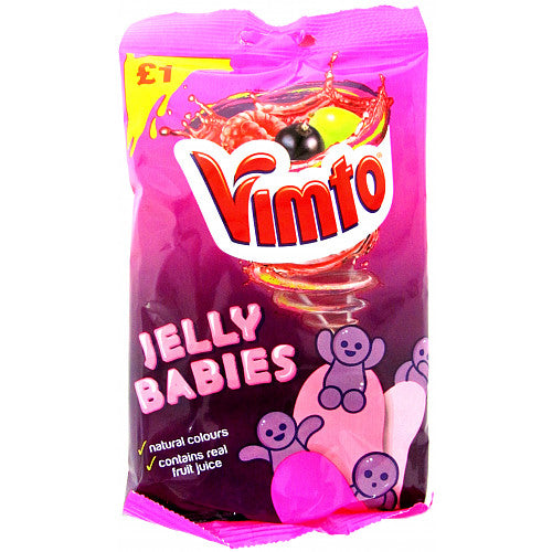 Vimto Jelly Babies 150g