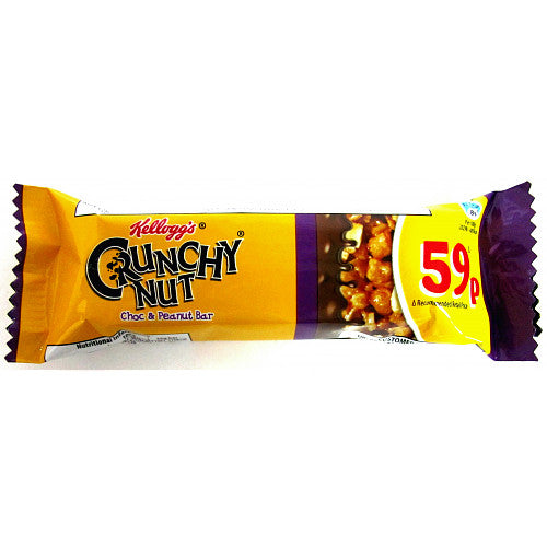 Kellogg's Crunchy Nut Cereal Bar 35g