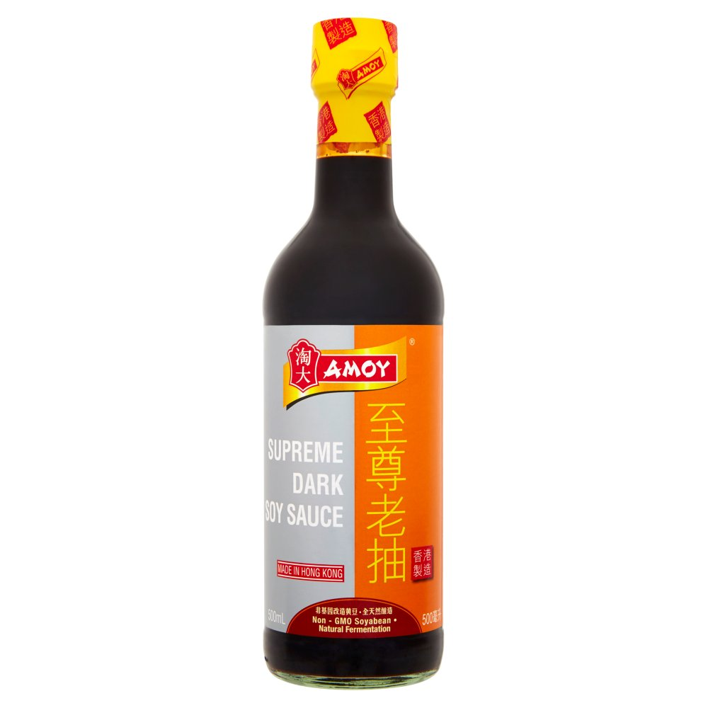 Amoy Supreme Dark Soy Sauce 500ml