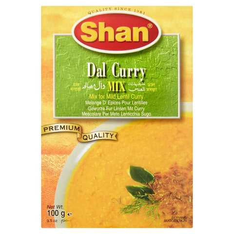 Shan Dal Curry Mix 100g