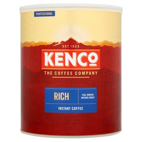 Kenco Rich Instant Coffee 750g
