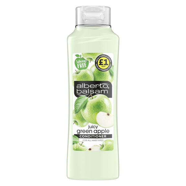 Alberto Balsam Juicy Green Apple Conditioner 350 ml