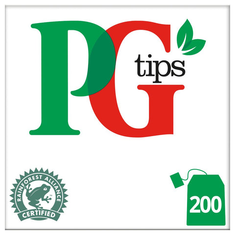 PG tips 200 Enveloped Tea Bags