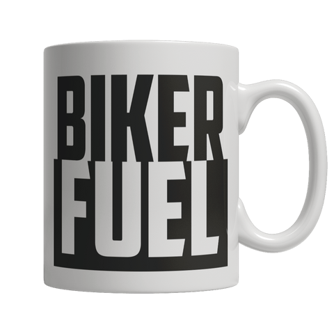 Biker Fuel Coffee Mug