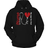 iNurse from the heart: Hoodie